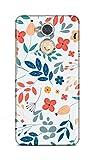 Shengshou Mobile Back Cover for Gionee S6 Pro Flower Art SM653T37356