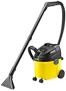Kärcher SE 5.100 - Aspirador, 220-240 V, 1400 W, 290 x 370 x 470 mm, 7000 g, color negro y amarillo
