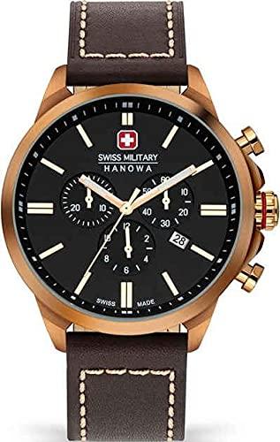 Hanowa Swiss Military Chrono Classic II 06-4332.02.007 Reloj de Pulsera para Hombres