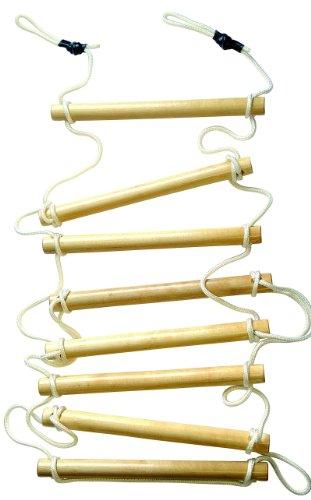 KletterDschungel - Escalera de cuerda para niños