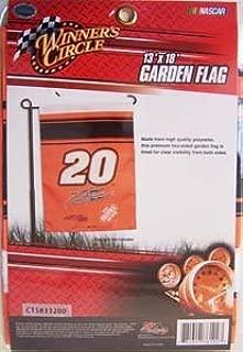 tony stewart garden flag