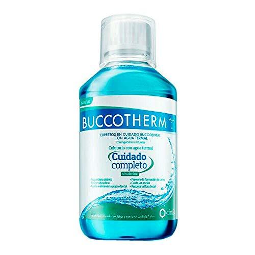 Buccotherm Colutorio con Agua Termal Sin Alcohol, 500ml