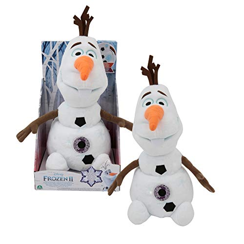 Giochi Preziosi Disney Frozen 2, Sing and Swing Olaf