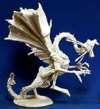 1 x Pathfinder JABBERWOCK - Reaper Bones Miniatura para Juego de rol Guerra - 89016