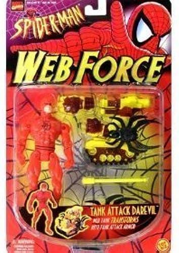 el más barato Spider-Man Web Force Tank Attack Darojoevil Darojoevil Darojoevil by Spider-Man  increíbles descuentos