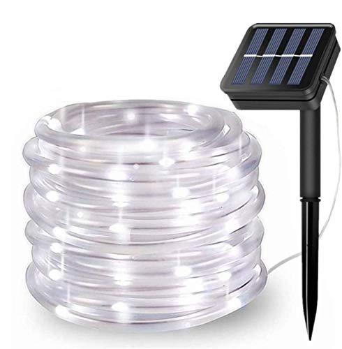 100LED Guirnaldas Luminosas Exterior,EHOFUN Solar Alimentado