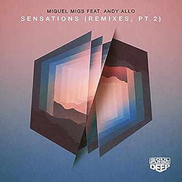 Sensations (feat. Andy Allo) [Remixes, Pt. 2]