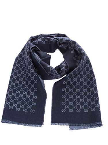 Gucci Luxury Fashion Herren 3912464G2004569 Blau Schal | Frühling Sommer 20
