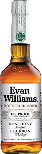 Evan Williams Bourbon Whisky White Bottled in Bond 70cl