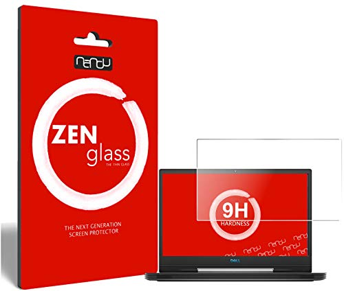 ZenGlass nandu I Flexible Glass Film compatible with Dell G5 15 5590 15.6 Zoll I Screen Protector 9H