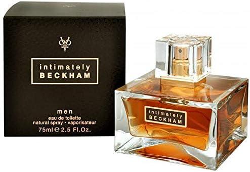 David Beckham Intimately -perfume for men - Eau De Toilette, 75 ml