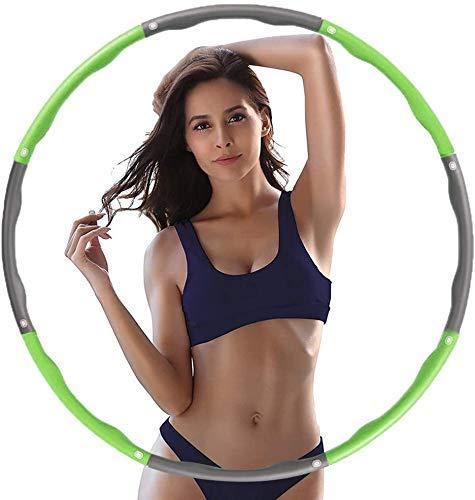 QYC Fitness de 8 Secciones Lleno de Espuma, Fitness Deportiv