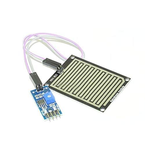 Busirde Neve/Pioggia di rilevamento del modulo del sensore Pioggia Meteo modulo di umidità per Arduino