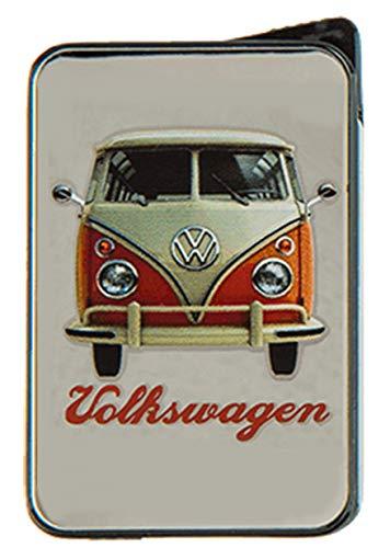 OOTB- Elektronisches Feuerzeug aus Metall, VW Bus, Orange