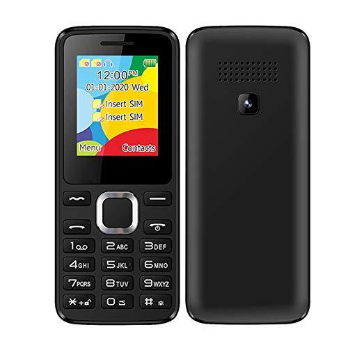 Telefonino Cordless per Anziani Telefono Cellulare con Display di Alimentazione con Altoparlante con Pulsanti e Display Adatto per la casa