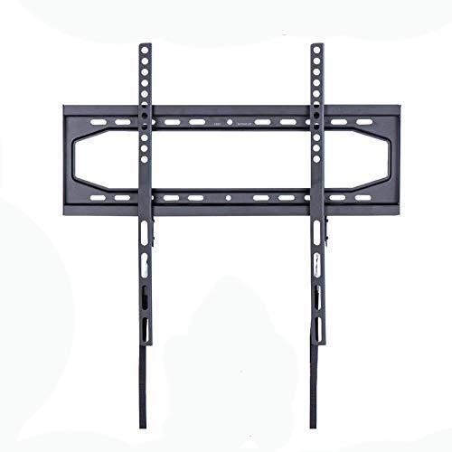 Amazon Basics, supporto a parete per TV da 32-70 , piatto, gamma Essentials
