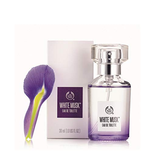 The Body Shop White Musk Eau de Toilette (Packaging May Vary) by The Body Shop