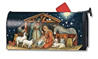 Magnet Works, Ltd. Holiday Mailwrap Style: Holy Night