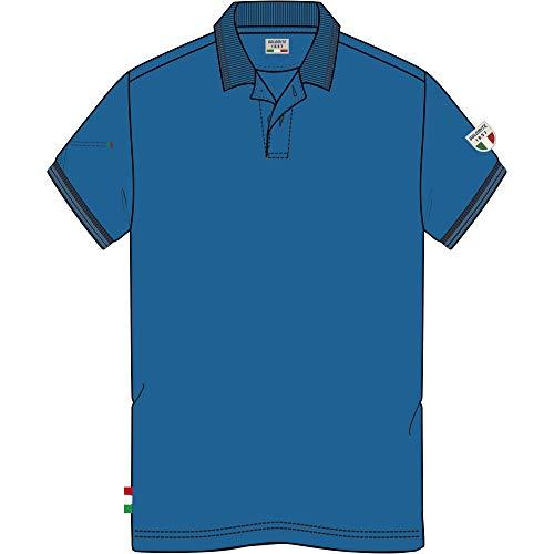 Dolomite Poloshirt Herren Chienes Sapphire Blue M