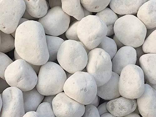 Piedra Canto Rodado Saco Blanco Especial...