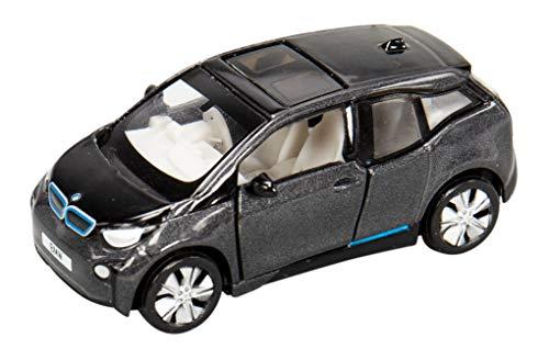 TINY BMW i3 ミネラルグレー 完成品