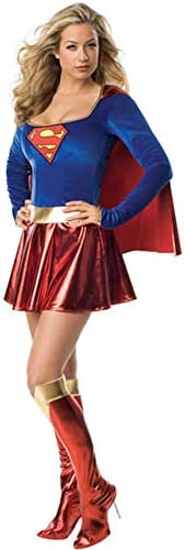 RubiesCS925552XSDéguisement adulte sexy supergirl taille xs