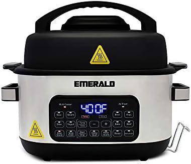 Top 10 Best multi cooker air fryer Reviews