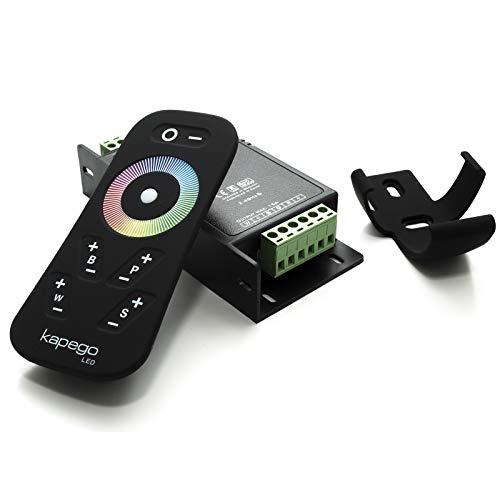 Controlador RF centralita para LED RGBW 15 A 12-24 V 4 canales 12...