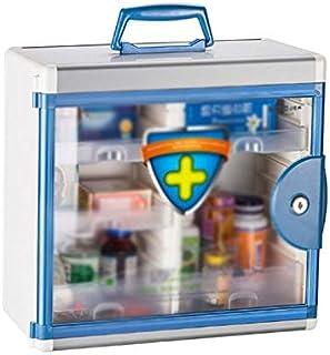 Family First Aid Box الرئيسية الطب مربع الطوارئ الطب الطبي تخزين مربع الطوارئ طب مربع تخزين Medicine Box Organizer