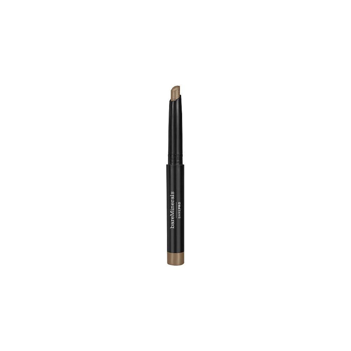 粒謎完全に[bareMinerals ] ベアミネラルBarepro Longwearのアイシャドウスティック1.6グラムスモーキーチャイ - bareMinerals BarePro Longwear Eyeshadow Stick 1.6g Smoky Chai [並行輸入品]