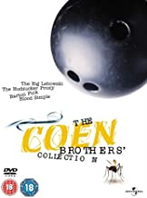 The Coen Brothers Collection - The Big Lebowski/The Hudsucker Proxy/Barton Fink/Blood Simple [DVD]