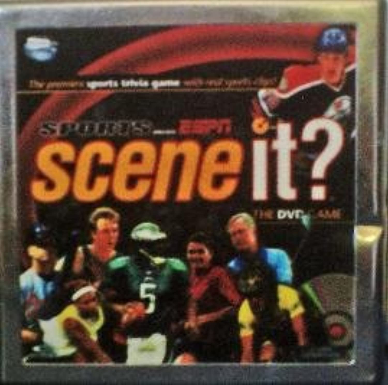 ESPN by Screenlife Scene It In Tin Box