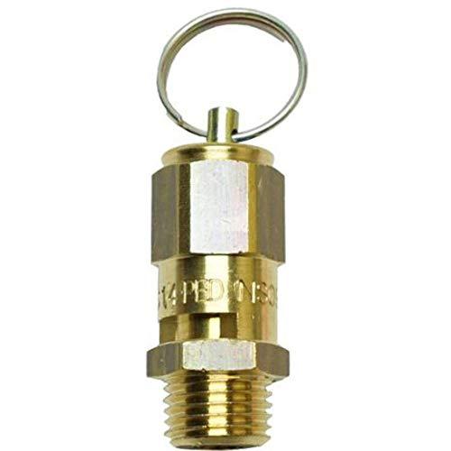 No Name (foreign brand) 4101064 Druckluft-Sicherheitsventil 1 S