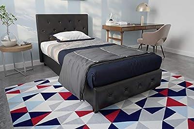 DHP Dakota Upholstered Bed