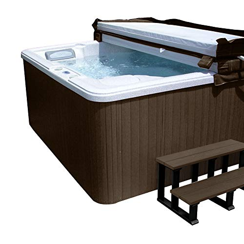 Highwood SPAKIT-FL-ACE Hot Tub Cabinet Spa Replacement Kit, Weathered Acorn