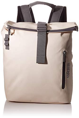 BREE Collection Unisex-Erwachsene Punch 712, Backpack S S20 Rucksack, Beige (tapioka), 14x36x30 cm