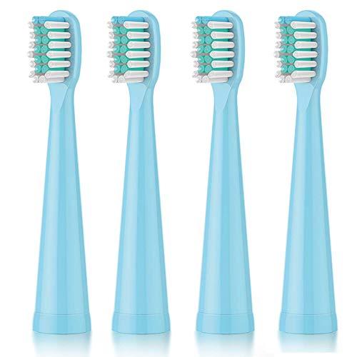 DADA-TECH Cabezales de repuesto para cepillo de dientes eléctrico para niños DT-KE6...