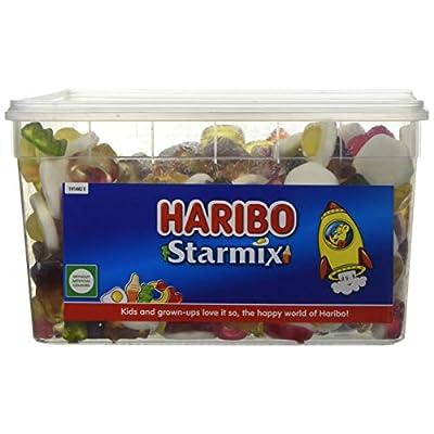 haribo starmix bulk sweets tub, 1.75kg Haribo Starmix bulk sweets tub, 1.75kg 41CXaFzCuYL