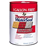 THOMPSONS WATERSEAL 24106 Surface Water Proofer, 6-Gallon