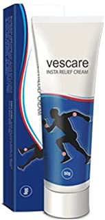 Vestige Instant Relief Cream - For muscle and Joint pains - Pack of 2
