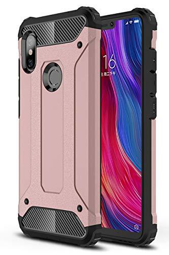 Taiaiping Armor Series for Xiaomi Redmi Note 6 Pro, Full Body Defender Phone Case Cover Xiaomi Redmi...
