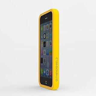 ライノシールド クラッシュガード (Crash Guard) 衝撃吸収 保護ケース iPhone5/5s 用 (イエロー/オレンジ)  79934