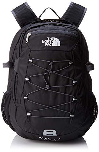 The North Face Borealis Classic - Mochila, color negro / gris, talla única