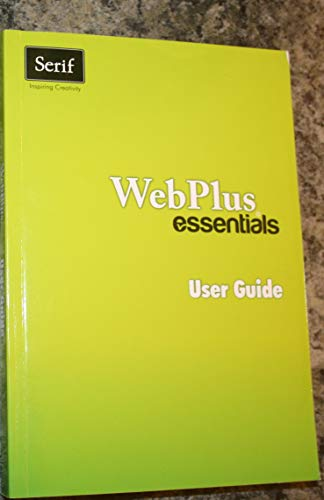WebPlus Essentials Deluxe User Guide