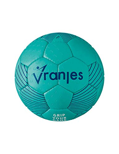 Erima Unisex-Jugend Vranjes17 Handball, Green, 1