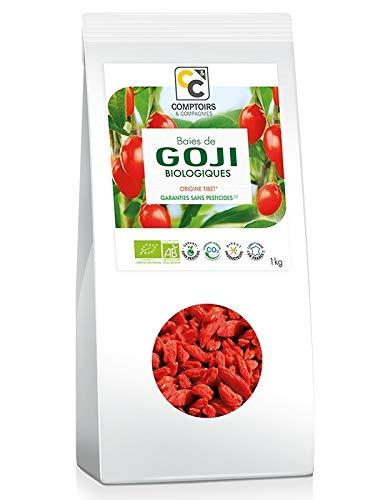 Comptoirs et Compagnies Bio Goji Beeren, 1 kg