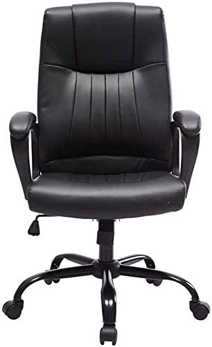 DSWHM Boss Sales Max 75% OFF results No. 1 Office Chair Chairs 500lb Exe Swivel High-Back
