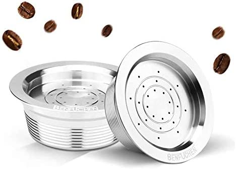 Galapara Reusable Coffee Filters Stainless Steel Reusable Coffee Capsules Refillable Coffee product image