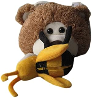 (Teddy Bear with Bumble Bee) - Baby Sherpa Safe2Go Child Safety Harness, Teddy with Bee