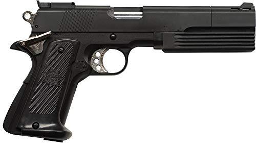 H F C Softair 0,9 Joule Pistola Nera (HG 125B)